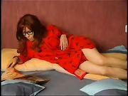 Una mamma russo fa sesso con un giovane ragazzo